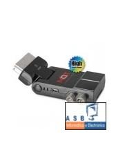 RECEPTOR TDT MINI SCART NOTONLYTV MPEG4 H.264
